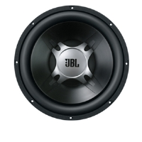 "JBL GT5-10D 10"" Car Subwoofer - Dual 4-Ohm Voice Coils, 1100 Watt Total, 88 dB Sensitivity"