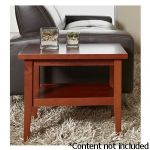 Jesper Office 2000 Collection, 753 End table Solid Cherry Wood in Cherry .