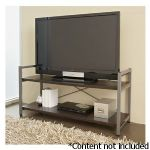 Jesper Office Tribeca Collection, 215 TV stand in Espersso in Espresso  .