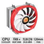 Thermaltake � NiC L31 Non-Interference CPU Cooler - CL-P001-AL12RE-A