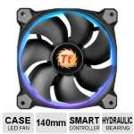 Thermaltake RIing 14 LED Fan - CL-F043-PL14SW-B