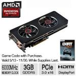 XFX Radeon R9 280X Double Dissipation 3GB GDDR5, PCI-Express 3.0 (x16), AMD CrossFire - R9-280X-TDFD