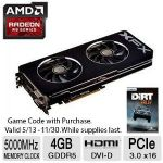 XFX Radeon R9 290 Video Card - Double Dissipation Edition, 4GB GDDR5, PCI-Express 3.0 (x16), AMD CrossFire, 947MHz Core Clock, 2560 Stream Processors, 512 Bit Memory - R9-290A-EDFD