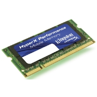 Kingston HyperX PC4200 533MHz 2GB DDR2 Notebook / Netbook Laptop Memory Upgrade - 1x2048MB