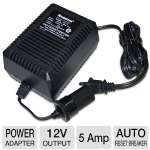 Koolatron AC Power Adapter - 12V Output, 5 Amp (AC16)