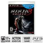 Koei Ninja Gaiden 3 Action Adventure Video Game - PS3/PlayStation 3, ESRB: M