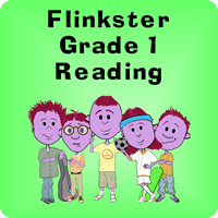 FLINKSTER GRADE 1 READING FOR MACINTOSH