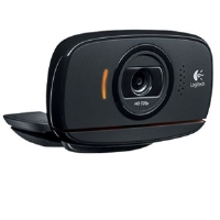 Logitech C510 960-000593 HD Webcam - HD 720p, 8 MP, USB, 1280 x 720