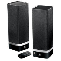 Logitech Z5 Omnidirectional USB 2.0 Speakers (980-000168)