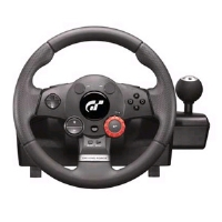 Logitech Driving Force GT for PC and PLAYSTATION 3 (PS3)