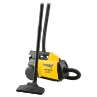 "Eureka 3670G Mighty Mite Canister Vacuum - Standard Filter, 11"" Nozzle Width, 12 Amp Motor, Blower Port, Yellow"