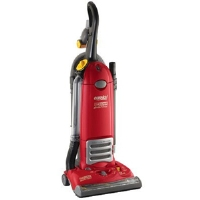 "Eureka 4870MZ Boss SmartVac Upright Vacuum - Power Paw Brush, Sealed HEPA Filter, 12 Amp Motor, 15"" Nozzle, 30' Cord, Red"