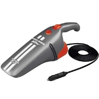 Black & Decker AV1500 DustBuster Auto Vacuum - 12 Volts, 16' Power Cord, Crevice Tool, Upholstery Brush