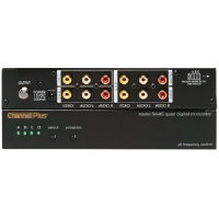 Channel Plus 5445 Digital Modulator - Quad Source