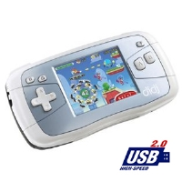 LeapFrog 30672 Didj Custom Gaming System - USB, 10,000 Word Database, Ages 5-10