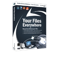 Livedrive Backup & Briefcase - Unlimited Online Storage for 10 Pc's, 1 Year Subscription