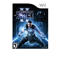 Lucas Arts Star Wars: The Force Unleashed II Adventure Video Game - Nintendo Wii, ESRB: T