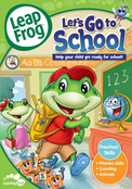 LEAPFROG:LET'S GO TO SCHOOL - DVD Movie