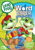 LEAPFROG:WORD CAPER - DVD Movie