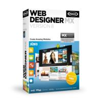 XARA WEB DESIGNER MX