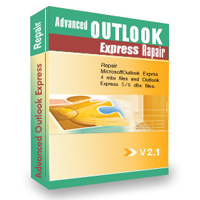 ADVANCED OUTLOOK EXPRESS REPAIR
