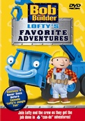 BOB THE BUILDER:LOFTY'S FAVORITE ADVE - DVD Movie
