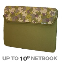MobileEdge SUMO ME-SUMO66109 Camo Netbook Sleeve - Fits Netbooks up to 10""