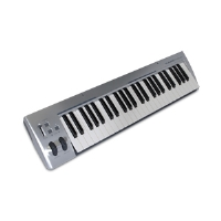 Avid KeyStudio- 49Key keyboard with Protools se sw