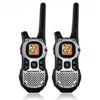 Motorola Talkabout MJ270R Rechargeable 2-Way Radio - 27-Mile Range, Built-In Flashlight, Quiet Talk Filter, Emergency Alert Button