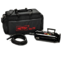 Metro DataVac MDV-2TCA 2 Pro Series Toner Vac - 1.17 PHP, Microcleaning Tools, Carry Case
