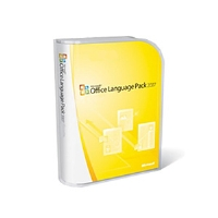 Microsoft Office Language Pack 2007 - Spanish