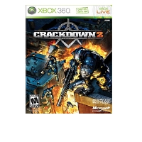 Microsoft Crackdown 2 Action Video Game - Xbox 360, ESRB: M