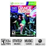 Microsoft Xbox 360 D9G-00024 Kinect Dance Central