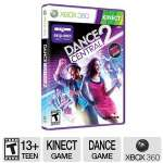 Microsoft 3XK-00001 Dance Central 2 Video Game for Kinect - Xbox 360, Requires Kinect Sensor, ESRB: T (Teen)