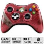 Microsoft XBOX 360 Tomb Raider Controller - Custom Tomb Raider Artwork, Wireless Controller, Limited Edition (43G-00044)