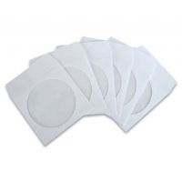Microboards 4767 1,000 Pack CD/DVD Sleeves