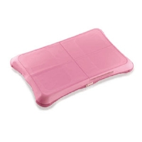Memorex 98320 Non-Slip Wii Fit Silicone Protective Cover - Pink
