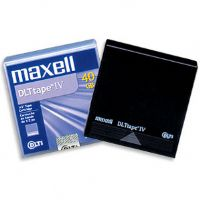 Maxell DLT IV 40GB / 80GB Data Cartridge