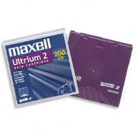 Maxell LTO Ultrium2 200/400GB Data Tape