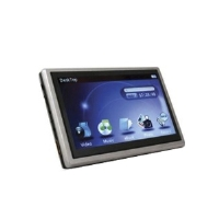 Mach Speed Trio T4300HD 8GB MP4 Player and Mach Speed CarTunes Max Range MP3/ FM Transmitter Bundle