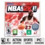 NBA 2K11 Game Disc - PC Game