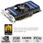 MSI GeForce GTX 660 N660 2GD5/OC Video Card - 2GB GDDR5, PCI-Express 3.0(x16), 1x Dual-Link DVI-D, 1x Dual-Link DVI-I, 1x DisplayPort, 1x HDMI, DirectX 11, SLI Ready, Overclocked