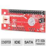 Sabrent IDE Ultra ATA-100/133 to Serial ATA (SATA) Port Mini Converter