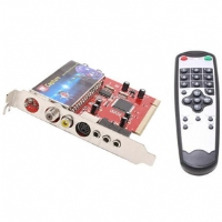 Sabrent TV Tuner / Video Capture / MPEG Recording PCI Card with Remote Control