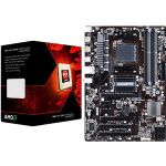 AMD FX-8350 Eight-Core 4GHz CPU/Gigabyte GA-970A-DS3P mATX MB Bundle