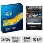 Intel Core i7-3820 3.60GHz Quad-Core Processor and INTEL PROMOTION - INTEL IRACE 3 MONTH SUBSCRIPTION Bundle