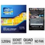 Intel Core i5-3330 Processor and INTEL PROMOTION - INTEL IRACE 3 MONTH SUBSCRIPTION Bundle