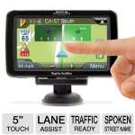 "Magellan 5145T-LM Roadmate Auto GPS - 5"" Touch Screen Display, Lifetime Map Updates, Lifetime Traffic Alerts, Lane Assist, US / Canada / Puerto Rico Maps - RM5145SGLUC"