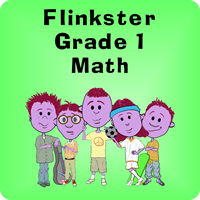 FLINKSTER GRADE 1 MATH FOR WINDOWS