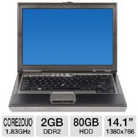Dell Latitude D620 Refurbished Notebook PC